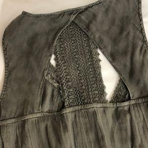Dkny Dresses - dkny jeans sundress  racerback style